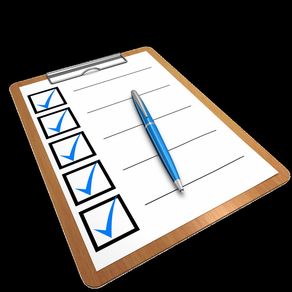 Les procédures à suivre pour le régis d'un testament ou succession